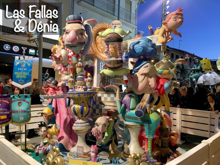 Las Fallas & Dénia